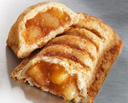 كيفية عمل فطيرة التفاح ماكدونالدز