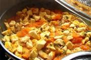 أشهر المأكولات في بوتان