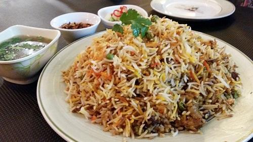 اكلات بورما