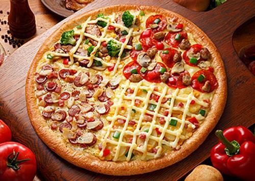 طريقة عمل بيتزا كواترو تشيز الاصلية