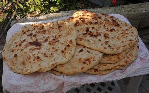 خبز التنور العراقي