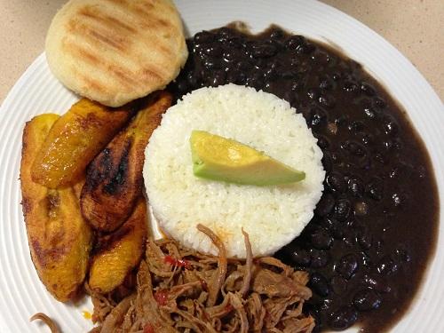 اكلات فنزويلا