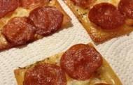 اسهل بيتزا بـعجينة وانتون للحفلات