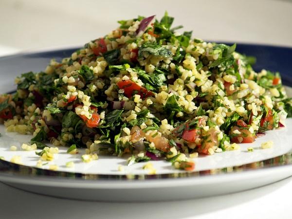 طبخات سورية سهلة