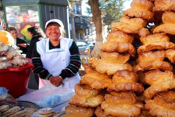 أشهر الاكلات في بوليفيا