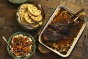 اكلة ايرانية مشهورة باللحم للغداء