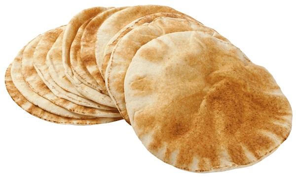 الخبز المجمد