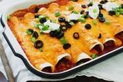 تورتيلا بجبنة الشيدر وصفة شهية وسهلة