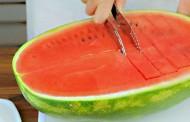 سكين تقطيع البطيخ بسعر مغر