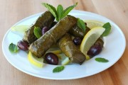 طريقة عمل ورق العنب اليوناني