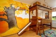 تجديد غرفة الاطفال استعدادا للعام الدراسي الجديد