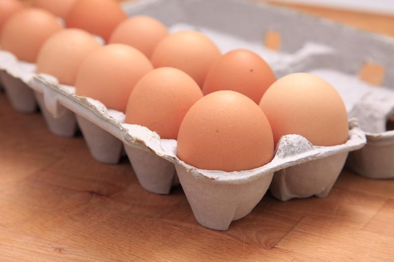 تخزين البيض في الثلاجة