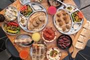 مطعم اوبريشن فلافل دبي اطيب فلافل سوري