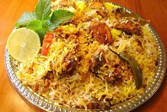 طريقة برياني كويتي دجاج اسهل انواع البرياني الخليجي