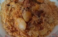 طريقة عمل رز باللحم والبطاطس من المطبخ السعودي