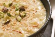 ارز بالحليب على الطريقة اللبنانية بالمكسرات وصفة سهلة وغنية