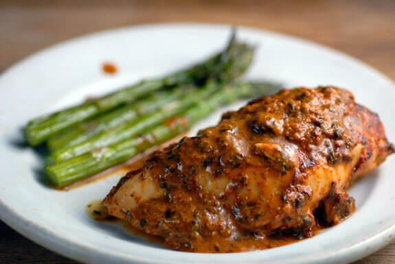 طريقة صدور الدجاج بالخردل باستخدام تتبيلة لذيذة وشهية مجربة
