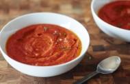 صوص الطماطم بالثوم طريقة عمل سهلة و شهية