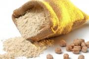 طريقة تحضير الخبز بطحين الحمص