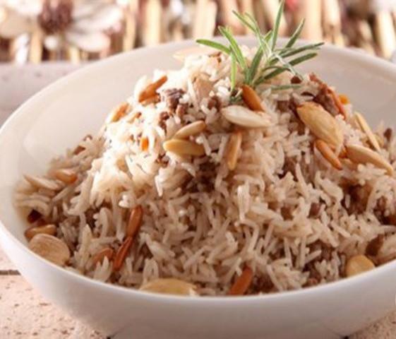 برياني دجاج على الطريقة اللبنانية  لذيذ وسهل