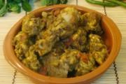 دجاج بالكزبرة والثوم اطيب طبخة بالدجاج
