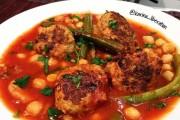 كرات اللحم بالثوم على الطريقة الجزائرية