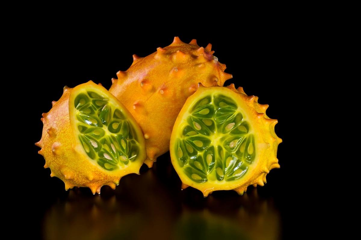 فوائد فاكهة الخيار الافريقي
