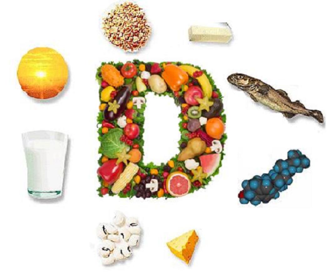 نصائح لـنقص فيتامين د