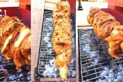 طريقة عمل سيخ شاورما دجاج منزلي .. اطيب من المطاعم