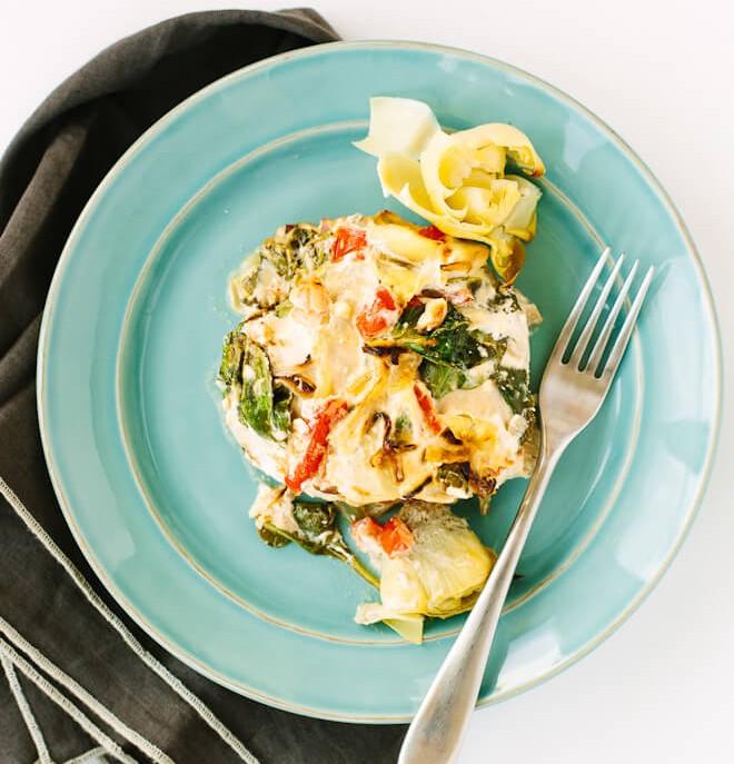 دجاج ايطالي بالفرن وصفة جديدة ولذيذة