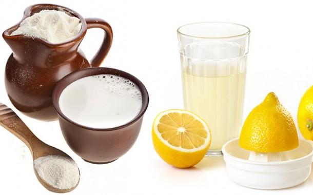 ماسك الليمون للبشرة الدهنية و الجافة و الحساسة
