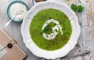 طريقة عمل شوربة البازلاء الخضراء للريجيم