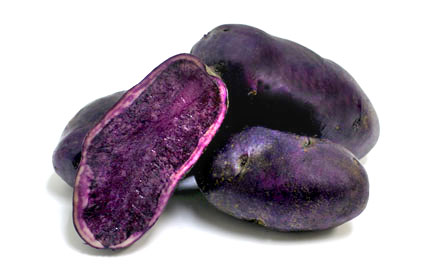 فوائد البطاطا الارجوانية