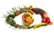 فوائد  الخضار و الفواكه للعين بحسب ألوانها