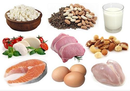 فوائد تناول البروتين