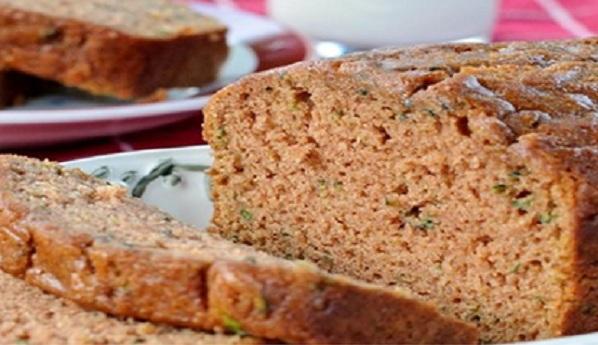 طريقة عمل خبز الكوسا للرجيم