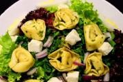 طريقة عمل سلطة التورتليني الايطالية باللحم