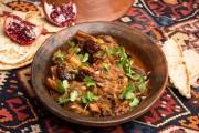 طريقة عمل طاجين اللحم بالخضار المغربي