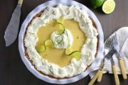 طريقة عمل كيكة الليمون بالكريمة الباردة