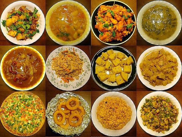 25 Amazing Wedding Traditions From Around The World: موسوعة الطبخ الهندي من مطبخ طريقة