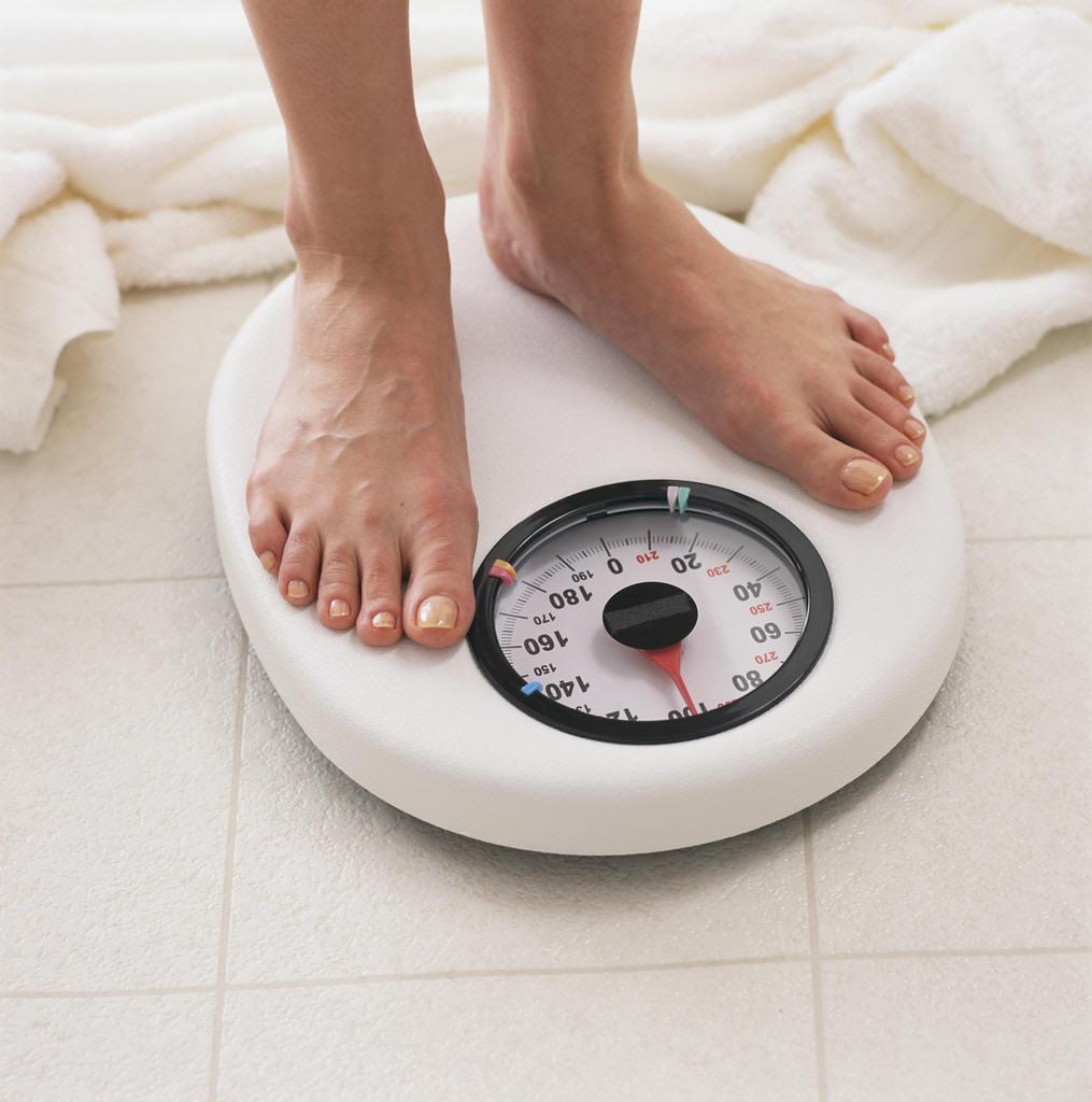 المحافظة على الوزن
