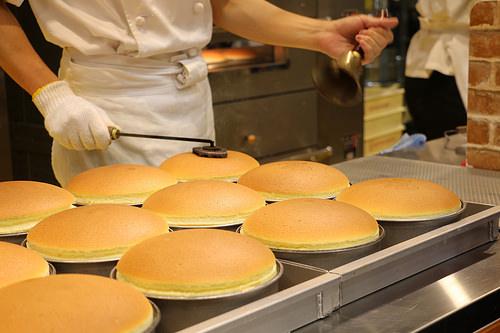 طريقة عمل الكيكة الاسفنجية اليابانية