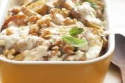 وصفة غراتان البطاطا بالصينية لذيذة و شهية