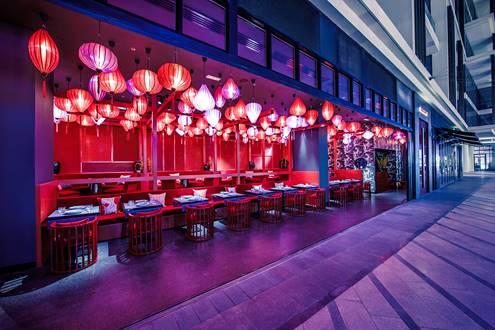مطعم دراغون فلاي يفتح أبوابه في دبي