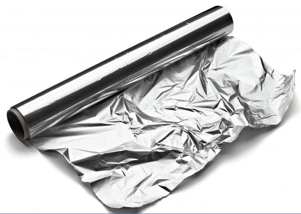 اضرار ورق الالمنيوم في الطبخ