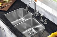 اسهل طريقة لـ تنظيف حوض المطبخ الستانلس ستيل وغيره