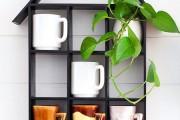 5 طرق ذكية لـ ترتيب الكاسات في المطبخ