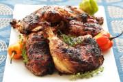 دجاج مشوي بالزنجبيل والثوم سهل التحضير