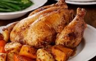 طريقة عمل دجاج مشوي بالفرن مثل المطاعم