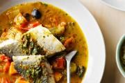 طريقة عمل شوربة السمك المغربية الاصلية